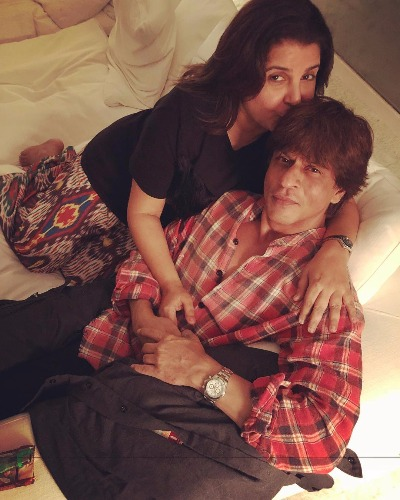 Shah Rukh Khan's 52nd Birthday Alibaug