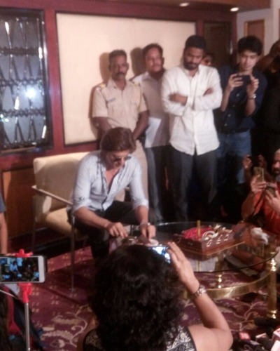 Shah Rukh Khan's 52nd birthday