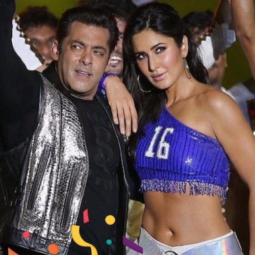 Salman Khan Katrina Kaif Indian Super League 2017