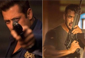 Salman Khan Shares His First Look Of Race 3, Twitterati's Cannot Hold Their Excitement!