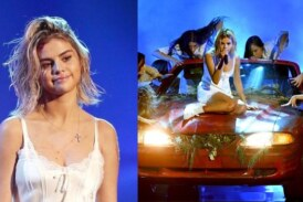 Netizens Accused Selena Gomez Of Lip Syncing At American Music Awards 2017