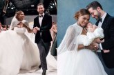 In Pics: Tennis Champ Serena Williams' Fairytale Wedding With Alexis Ohanian!