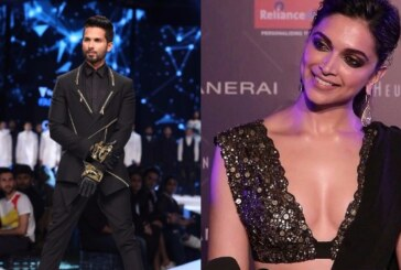 Shahid Kapoor and Deepika Padukone Turn Heads For GQ Fashion Nights!