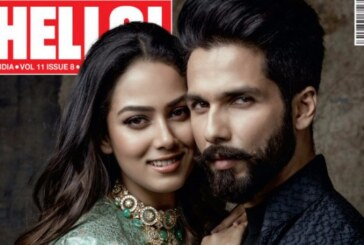 Shahid Kapoor-Mira Rajput's First Magazine Cover Is Stealing Our Hearts!