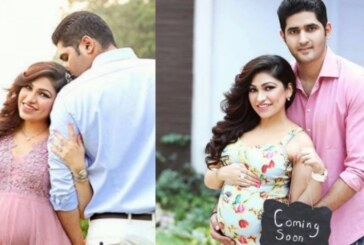 See PICS: Singer Tulsi Kumar Announces Her Pregnancy With An Adorable Maternity Shoot