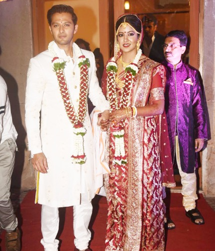 Firangi Actress Ishita Dutta Haasil Actor Vatsal Sheth Married