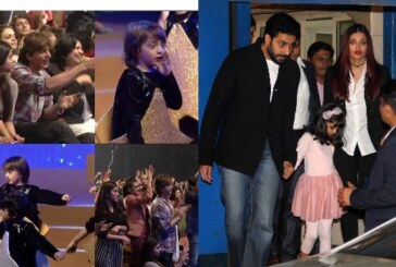 Watch: Aaradhya Bachchan & SRK's Son AbRam's Beautiful Dance Performances At Annual Day Event!