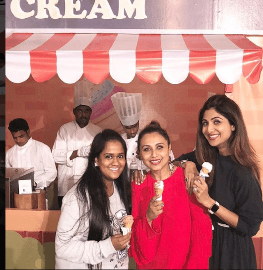 Rani Mukerji's Daughter Adira's Birthday party
