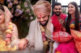 Virat Kohli, Anushka Sharma Are Officially Married! See Virushka's Punjabi Wedding Pics