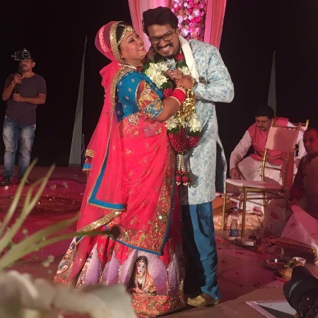 Bharti Singh Ties The Knot With Harsh Limbachiyaa