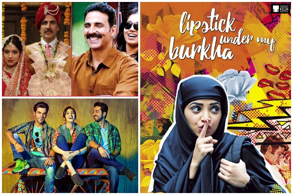10 Best Bollywood Films Of 2017 Which Addressed Taboos & Proved Content Is The Real King!