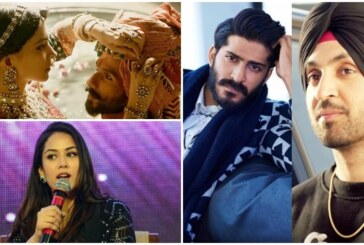 Top 7 Bollywood Controversies That Hit The Headlines In 2017