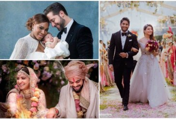 Top 9 Celebrity Weddings Of 2017 That Are Too Surreal For Words!