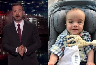 TV Host Jimmy Kimmel's Seven Month Old Son Billy Underwent Second Heart Surgery