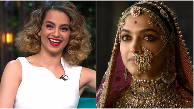 Here Is Why Kangana Ranaut Refused To Sign Letter Supporting Deepika Padukone