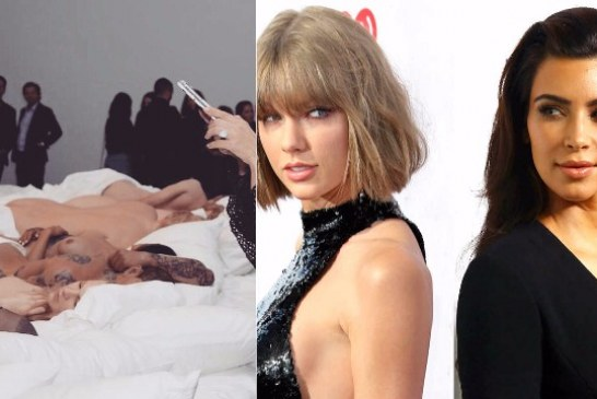 Taylor Swift's Fans Got Furious Over Kim Kardashian For Posting Naked Pic Of Taylor, Sent Her Rat Emojis!