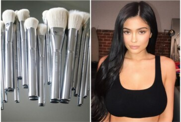 Kylie Jenner Gets Slammed For Launching Insanely Expensive $360 Makeup Brush Set