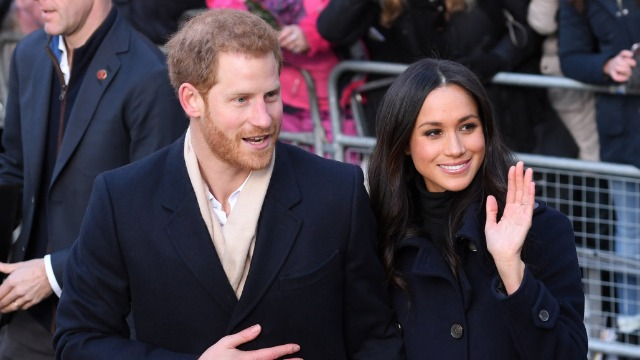 Breaking Royal Protocol: Meghan To Celebrate Christmas With The Queen & Prince Harry!