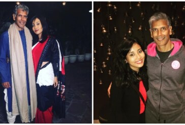 Milind Soman To Marry His 26-year-old Girlfriend Ankita Konwar In 2018?