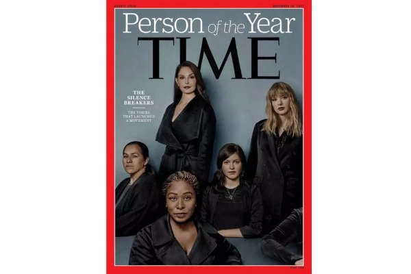 #MeToo Time Magazine's Person Of The Year