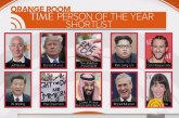 Donald Trump, Kim Jong-un: TIME Person Of The Year 2017 Finalists' Names Are Here