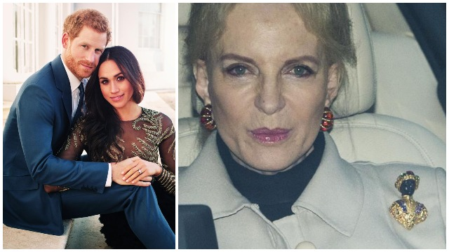 Princess Michael Apologizes After Wearing Racist Brooch While Meeting Meghan Markle