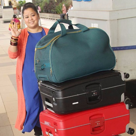 Bharti Singh, Harsh Limbachiyaa's destination wedding