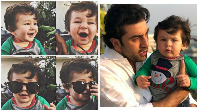 Taimur Ali Khan Becomes Centre Of Attraction At Kapoor's Christmas Brunch – See Photos