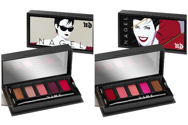 Urban Decay Nagel Vice Lipstick Palette