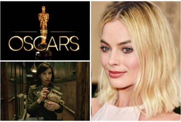 "2018 Oscar Nominations: ""The Shape of Water"" Leads With 13 Nominations, Margot Robbie's First Nomination For ""I,Tonya"""