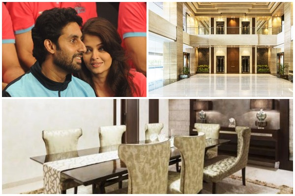Inside Photos: Abhishek Bachchan, Aishwarya Rai Bachchan's New Rs 21 Crore House!
