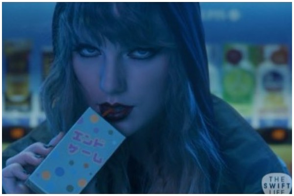 Taylor Swift Teases New 'End Game' Video With Ed Sheeran & Future, Fans Freaking Out