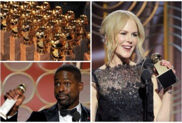 Golden Globes: The Complete List Of The Winners From Golden Globes 2018