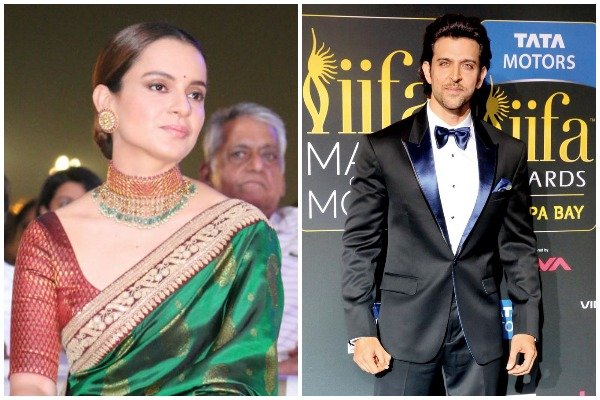 Kangana Hints At Affair With Hrithik Yet Again, Recites a Soulful Poem For The Actor!