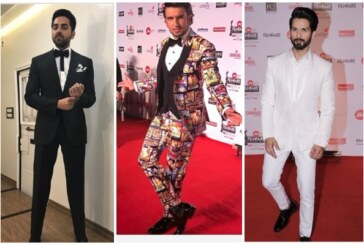 Jio Filmfare Awards 2018 Style Check: Shahid Kapoor, Ranveer Singh & Others Slay It!