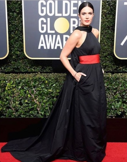 The Golden Globes 2018