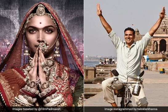 ALERT! Akshay Kumar Postpones PadMan Release To Feb, Padmaavat Makers Thankful