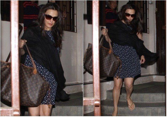 Is Preity Zinta Expecting Her First Child With Husband Gene Goodenough?