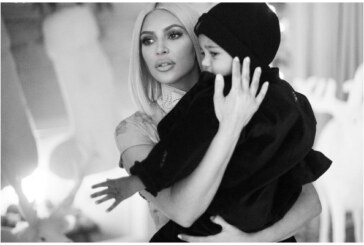 Kim Kardashian's Son Saint West Was Hospitalized With Pneumonia