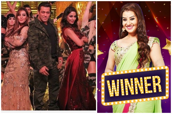 Shilpa Shinde Is The Winner Of Bigg Boss 11 Finale, Hina Khan Becomes First Runner-Up