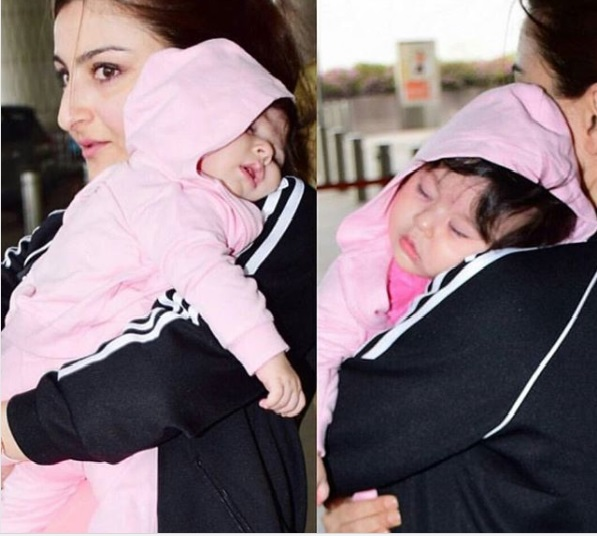 Soha Ali Khan's Daughter Inaaya