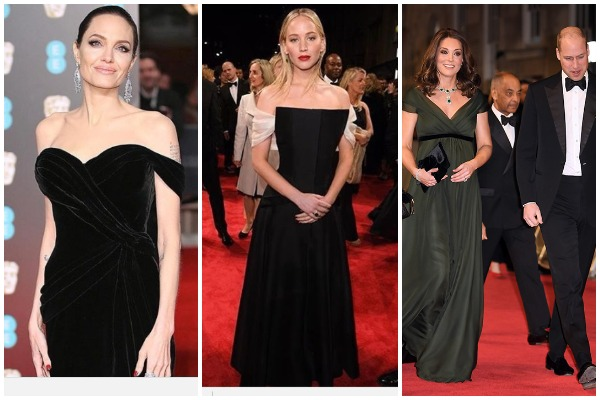 Best Dressed BAFTA 2018: Angelina Jolie, Margot Robbie, Jennifer Lawrence Steal Red Carpet Look