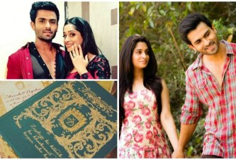 Reel To Real Couple: 'Sasural Simar Ka' Actors Dipika Kakar & Shoaib Ibrahim Getting Married