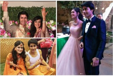 Watch: Gautam Rode & Pankhuri Awasthy Dancing 'Dil Diya Gallan' At Their Sangeet Ceremony