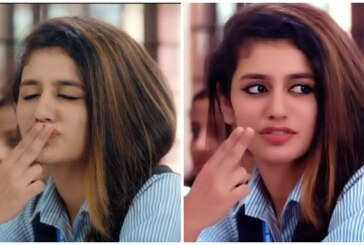 Watch: Priya Prakash Varrier Is Back With Valentine's Day Special Teaser From Oru Adaar Love
