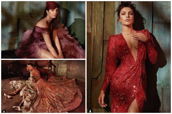 PICS: Priyanka Chopra Makes A Sultry Yet Elegant Covergirl For Harper's Bazaar Vietnam Magazine