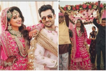 Dipika Kakar And Shoaib Ibrahim Are Married And They Look Adorable!