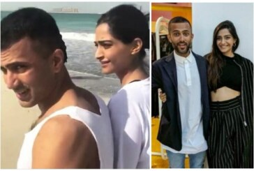 Watch Sonam Kapoor & Anand Ahuja's Romantic Beach Walk Amidst Cousin Mohit Marwah's Wedding