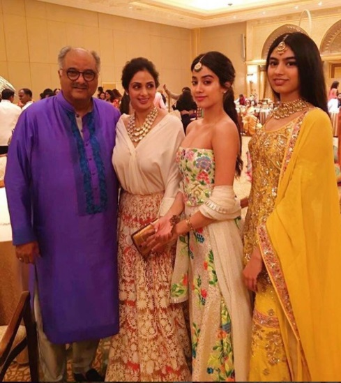 Latest Pics Of Sridevi
