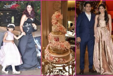 Celebrities At Akash Ambani And Shloka Mehta's Star-Studded Engagement Party!